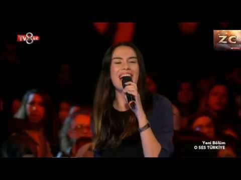 O Ses Türkiye koçu Sinem, Gökhan'ın Istediği şarkıyı Seslendirdi