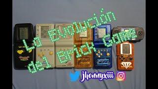 La evolución del Brick Game (Tetris)