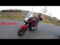 MotoTest#1 - NC 700 X