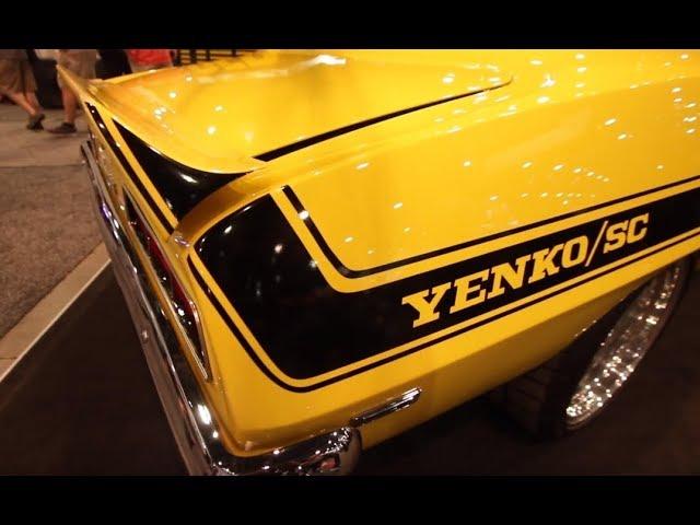 SEMA 2018: Classic Industries 69 Yenko Camaro