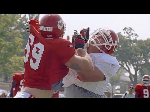 NFL Teammate Fights    HD Pt 4