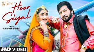 Heer Siyal Surinder Shinda Free MP3 Song Download 320 Kbps