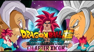 Dragon Ball Super AF: Chapter Xicor - (Fan Animated) Web Movie