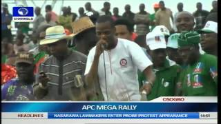 Osun Guber Election: APC Holds Mega Rally Pt.3