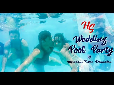 Hemant + Sneha | Wedding Pool Party | 2016 | Jaipur