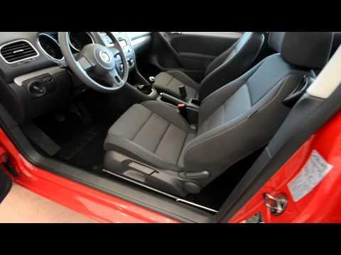 2011 VW Golf 2-Door 5-speed CPO (stk# P2491 ) for sale at Trend Motors Volkswagen in Rockaway, NJ