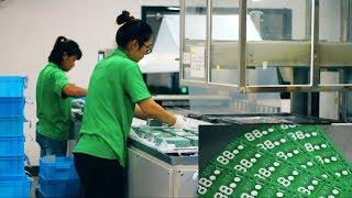 видео Изготовление печатных плат