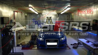 AudiSRS Performance Audi Dyno Day @ Surrey Rolling Road 6th September 2014