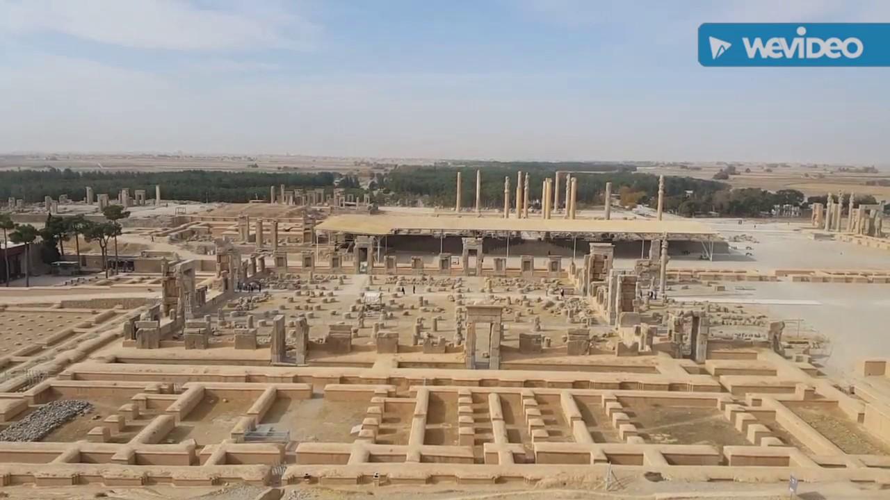 Persepolis Capital Of Achaemenid Empire In Persia 6th 4th Century Bc Youtube