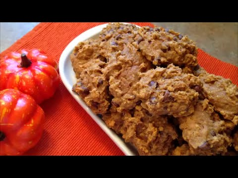 Pumpkin Oatmeal Chocolate Chip Cookies Rise Wine & Dine Episode 84