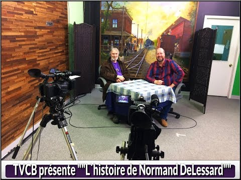 Voici L`Histoire De Normand DeLessard(Hier@Aujour`hui)