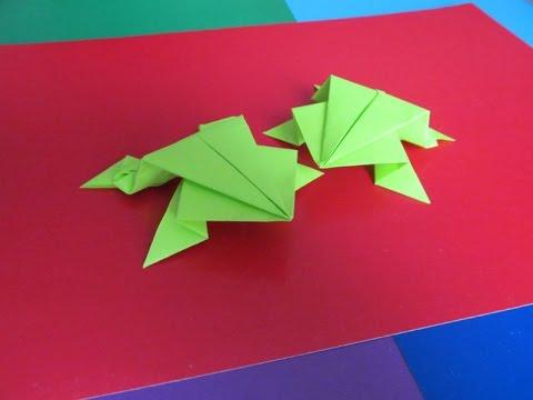 Оригами из бумаги схема для детей 5-6 лет схема