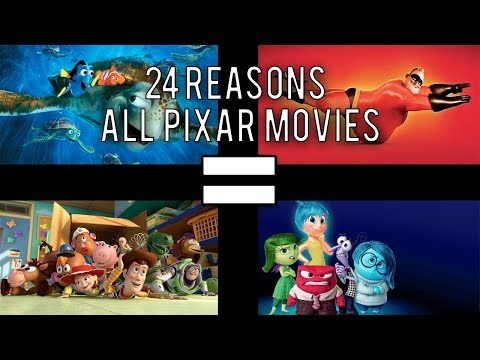 24 Reasons All Pixar Movies Are The Same