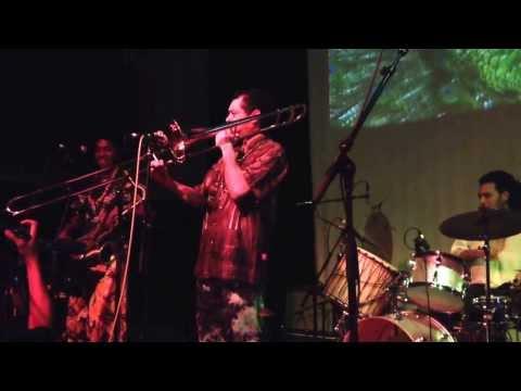 United Vibrations - Richmix London 15 March 2014