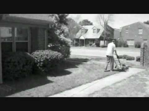 How to Prepare your home for Sale.  Old Education Film in Black and White.