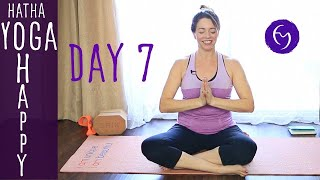 Day 7 Hatha Yoga Happiness: Have some FUN with Fightmaster Yoga