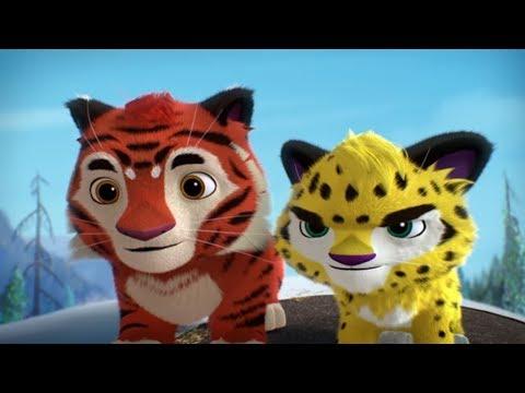 Лео и Тиг - Старый друг - 10 серия - Познавательные мультфильмы для детей и взрослых