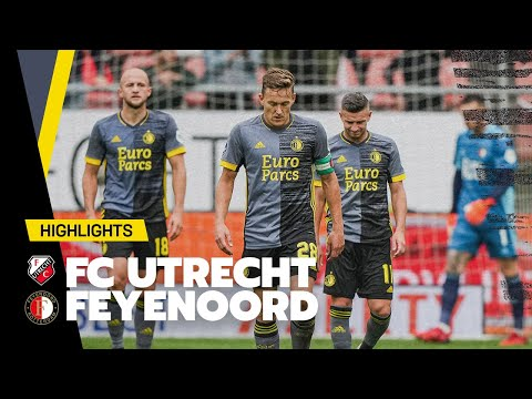 Utrecht Feyenoord Goals And Highlights
