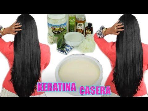 KERATINA CASERA 💙 Repara Tu Cabello en 1 Dia 💙Fashion bycarol