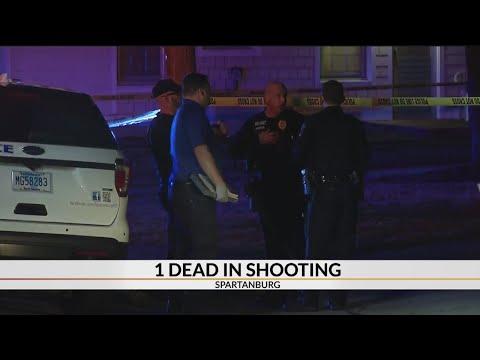 1 dead in Spartanburg shooting