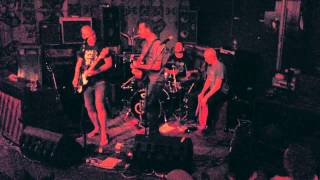 Cosmic Wheels play Toast live @ The Wine Cellar Mar 2014