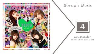 SILENT SIREN - ALC.Monster ( 31313 )