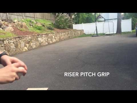 Wiffle ball Pitch Tutorial