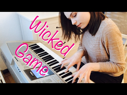 Wicked Game - Chris Isaak [Piano Cover]