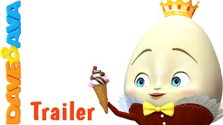 Humpty Dumpty - Trailer | Nursery Rhymes and Baby Songs from Dave and Ava