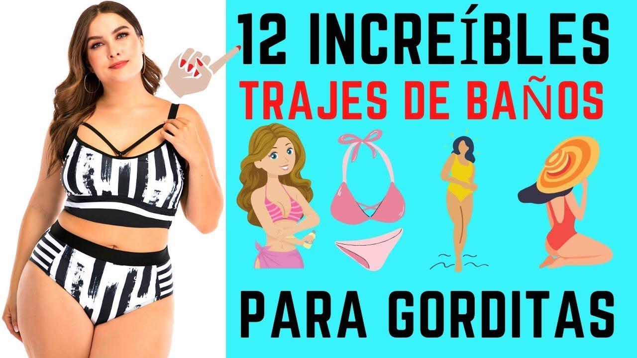 12 INCREÍBLES Trajes de Baños para Gorditas de Moda para el verano