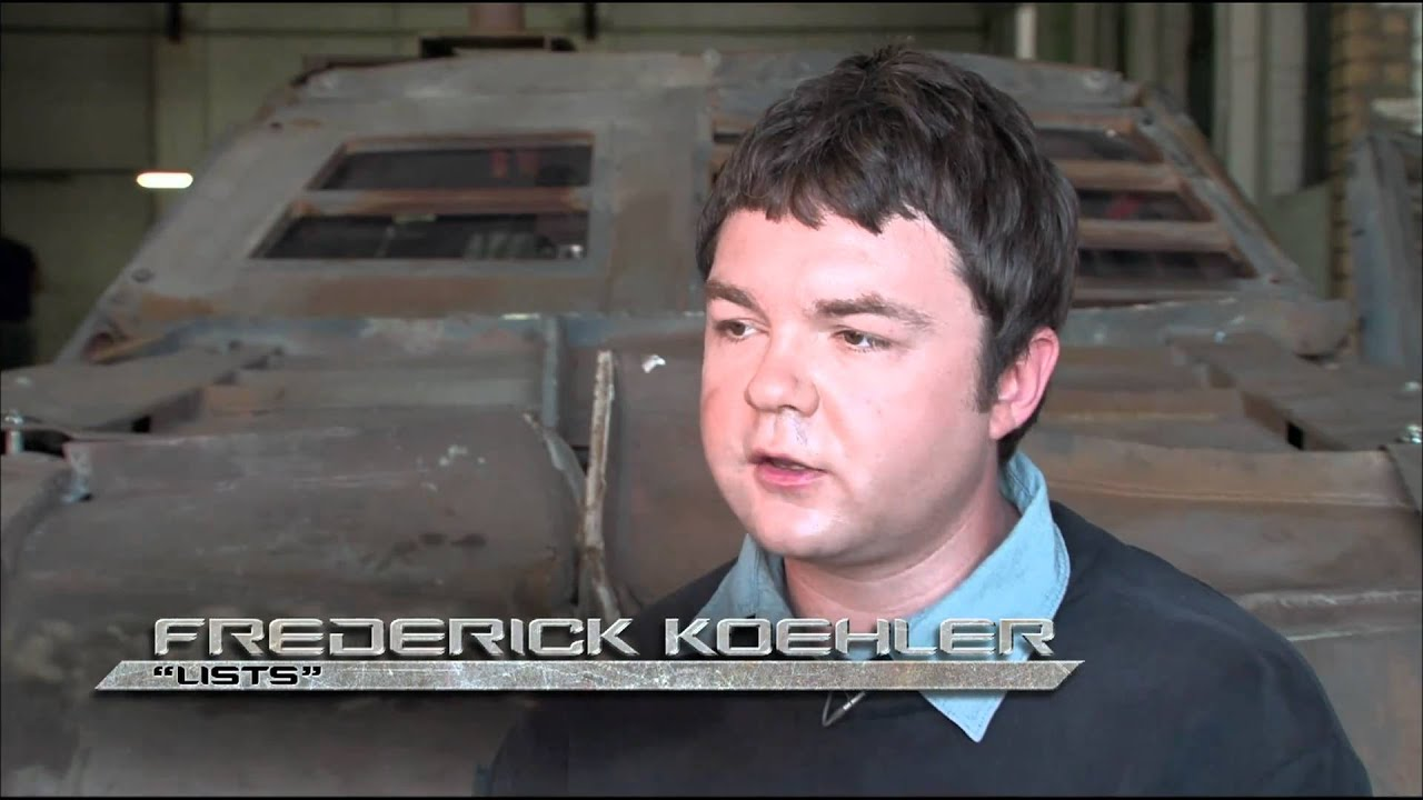 Fred Koehler wiki