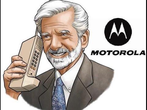 История создания мобильного телефона