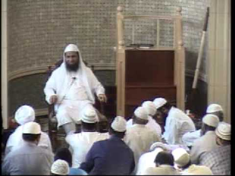 Allah ko pehchano - Masturat bayan - Canada 29-07-2012 by Shaikh Hanif luharvi(d.b)