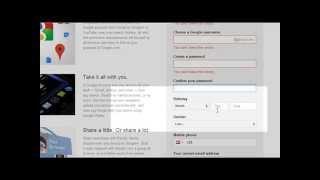 كيفية التسجيل على موقع اليوتيوب - الشرح باللغة العربية