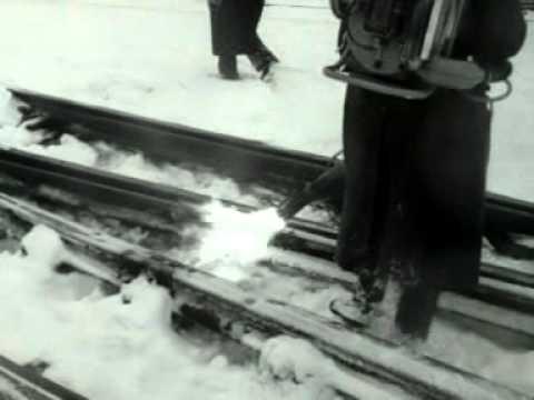 Sneeuwstormen, ijzel en vorst (1966)