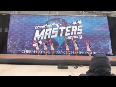 03  Lotos Poms   Super National Dance Masters 2016