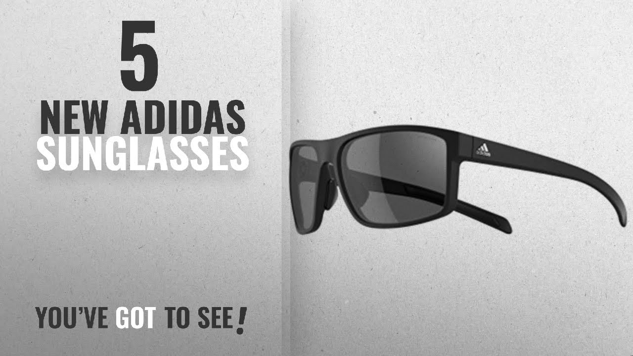 497ebc03e6 Top 10 Adidas Sunglasses   Winter 2018    adidas Mens Whipstart a423 ...