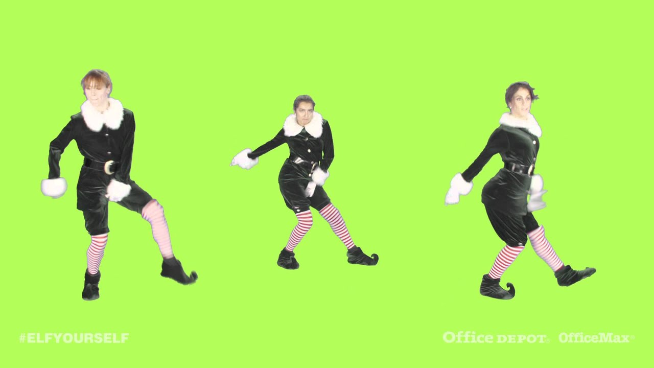 elfyourself by officemax download