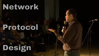 Fundamental principles in Bitcoin network protocol design - Andreas M. Antonopoulos
