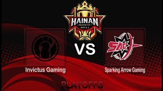 (LIVE DOTA2) Invictus  vs Sparking Arrow Gaming BO3 China Hainan Master Cup#Dota2 #DOTA2INDONESIA