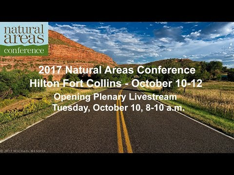 Natural Areas Conference Welcome