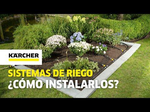 ¿Cómo instalar los sistemas de riego por goteo y aspersión de Kärcher? thumbnail