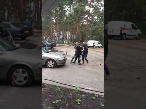 В сети появилось видео нападения  на депутата Куприя