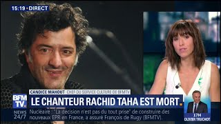 Mort de Rachid Taha: disparition d'un chanteur engagé