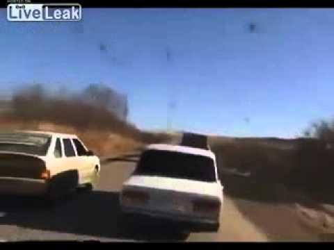 Driving in Chechnya