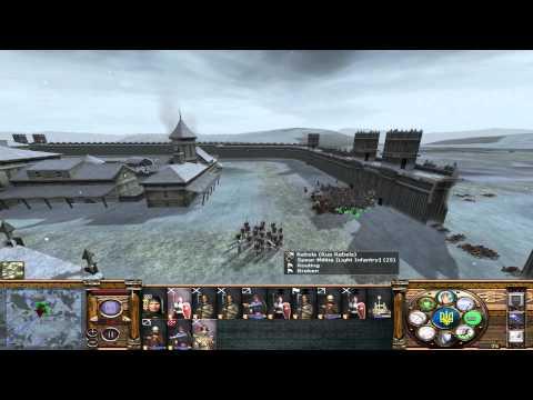 Let's Play Medieval 2 TW Stainless Steel 6.4: Kiev/Kievan Rus Part 3