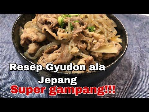resep-gyudon- -masakan-jepang-gampang-dan-enak