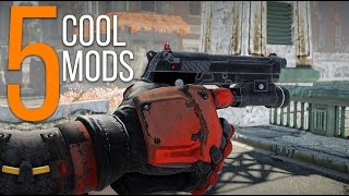 5 Cool Mods - Episode 39 - Fallout 4 Mods (PC/Xbox One)