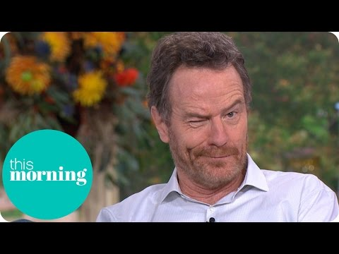 Bryan Cranston Was Once Wanted For Murder! | This Morning