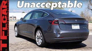 Dear Tesla, This is Ridiculous - Thrifty 3 Depressing Update
